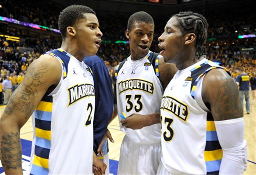 Marquette Upsets No 9 Syracuse 76 70 College Basketball