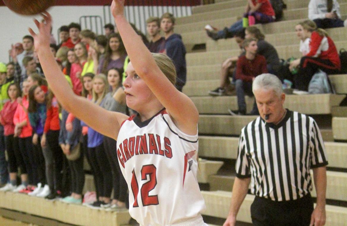 Hudson at Chi-Hi girls basketball 11-28-17