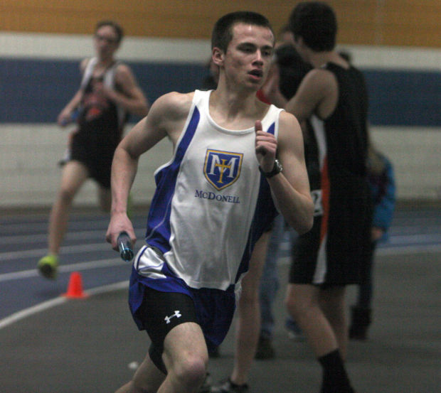 McDonell, Lake Holcombe/Cornell Track and Field at UW-Eau Claire