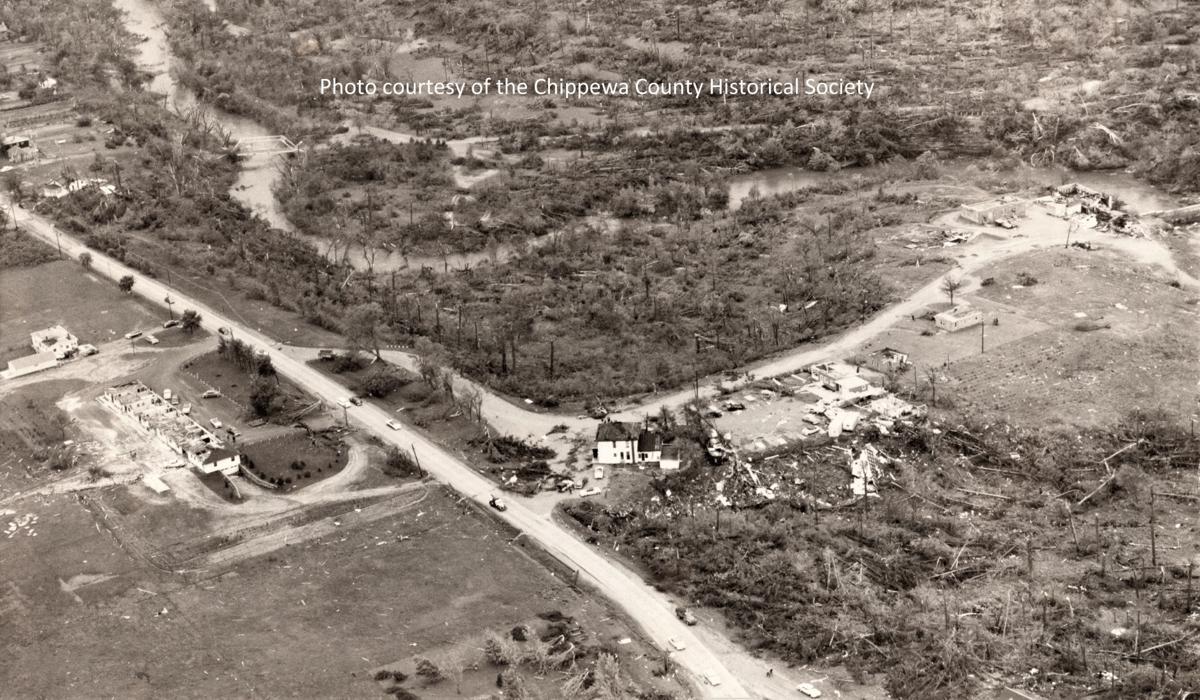 Time Capsule June 4, 1958 Tornado
