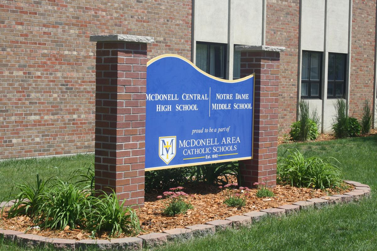 McDonell Central High School-Notre Dame Middle School