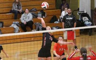 Debbie Roesler Memorial Volleyball Invitational 9-8-18