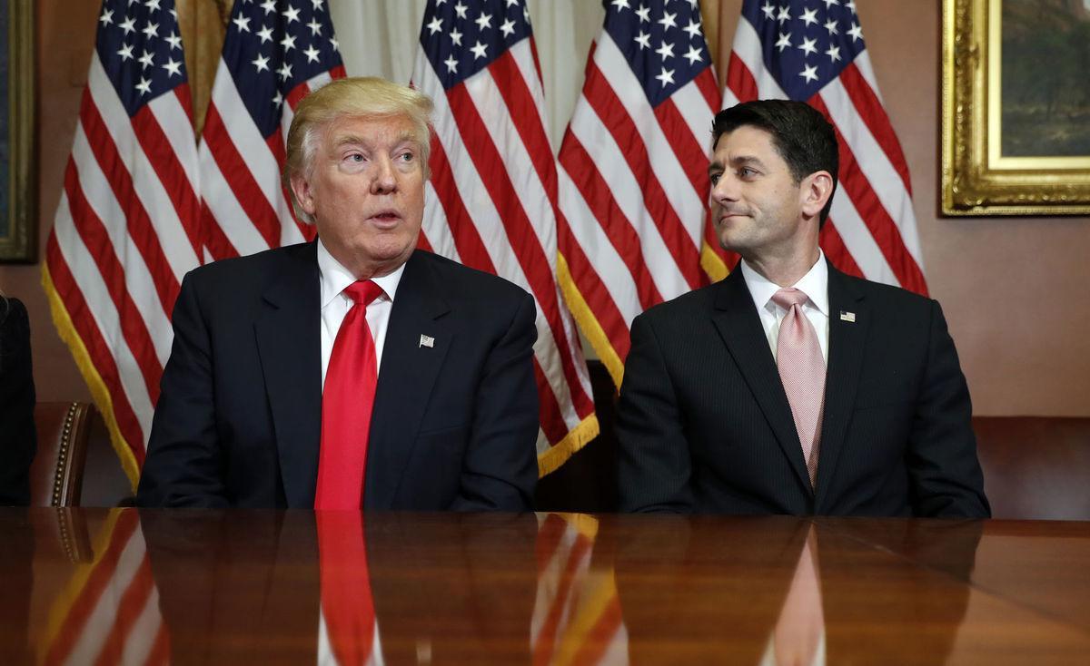 Trump and Ryan