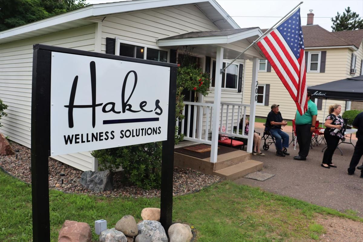 Hakes Wellness Solutions Ribbon Cutting Ceremony