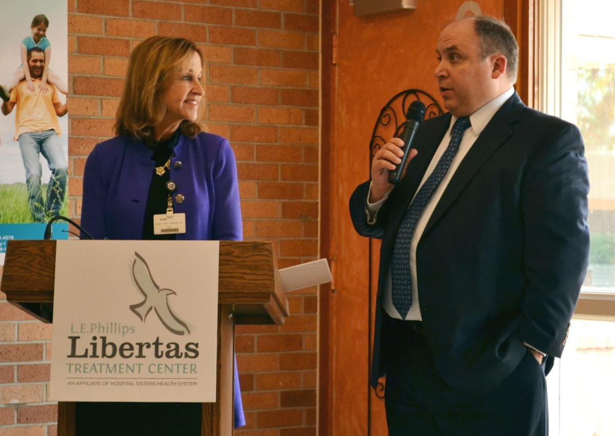 Libertas-Hazelden partnership