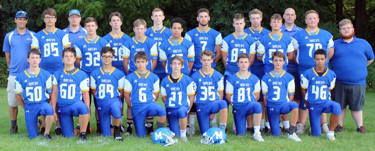 2019 McDonell Football Team