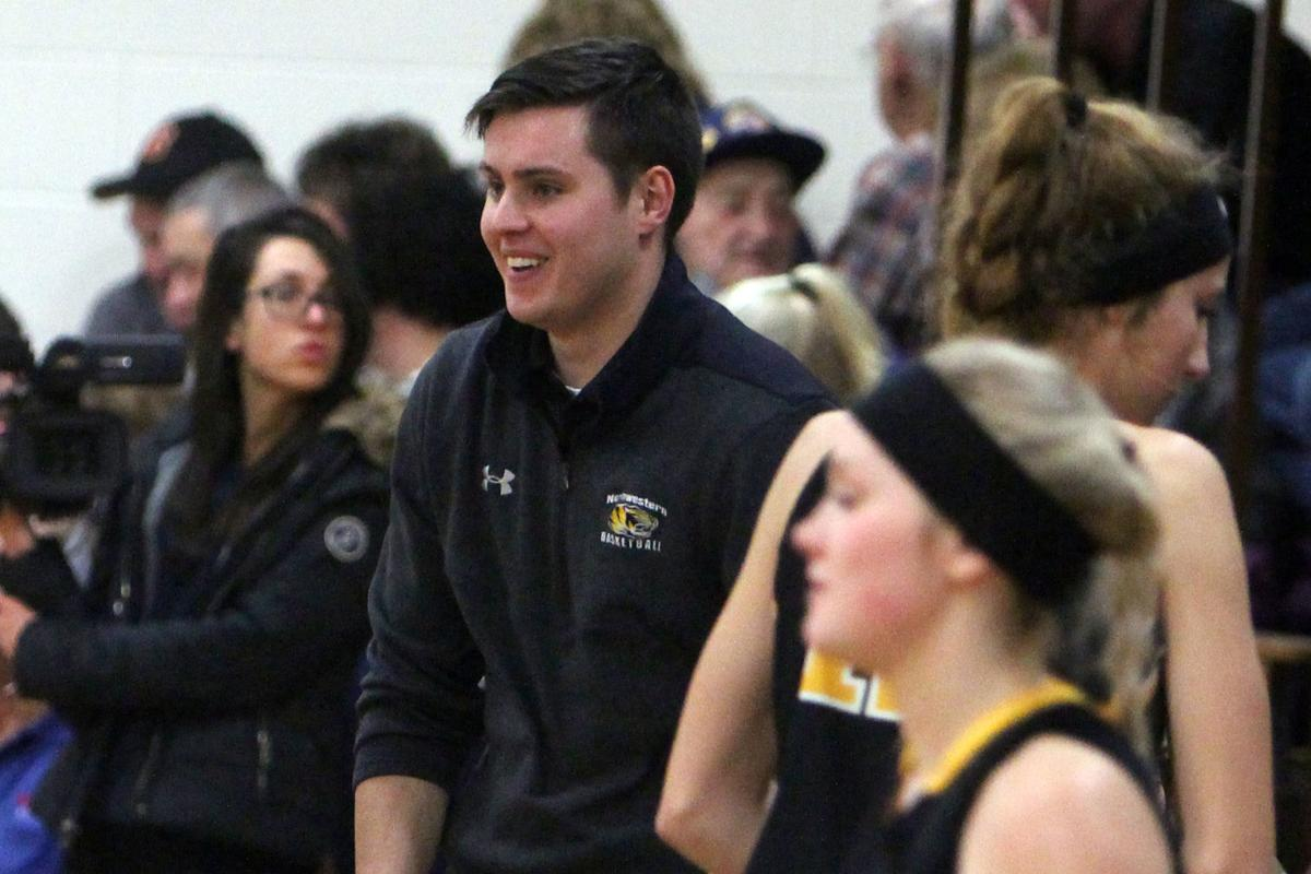 Nate Kalien Northwestern assistant coach