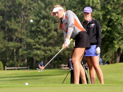 Chi-Hi girls golf invitational 8-27-15