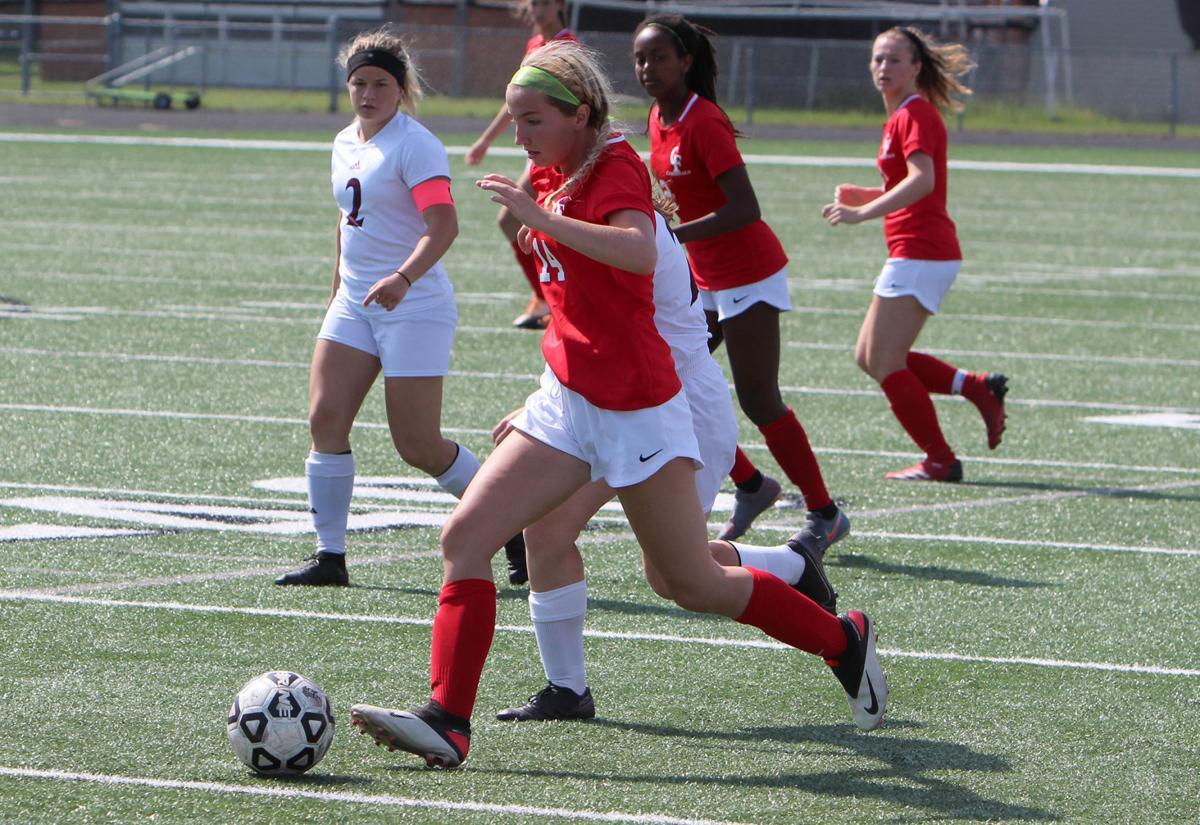 Holmen at Chi-Hi girls soccer 6-5-21