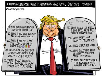 Image result for trump christians