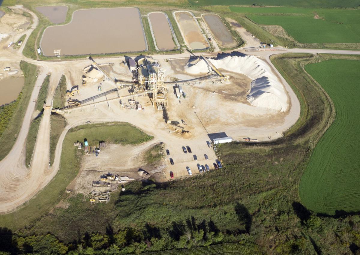 Chippewa Sand Company - air