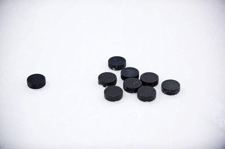 Stock Hockey Photo