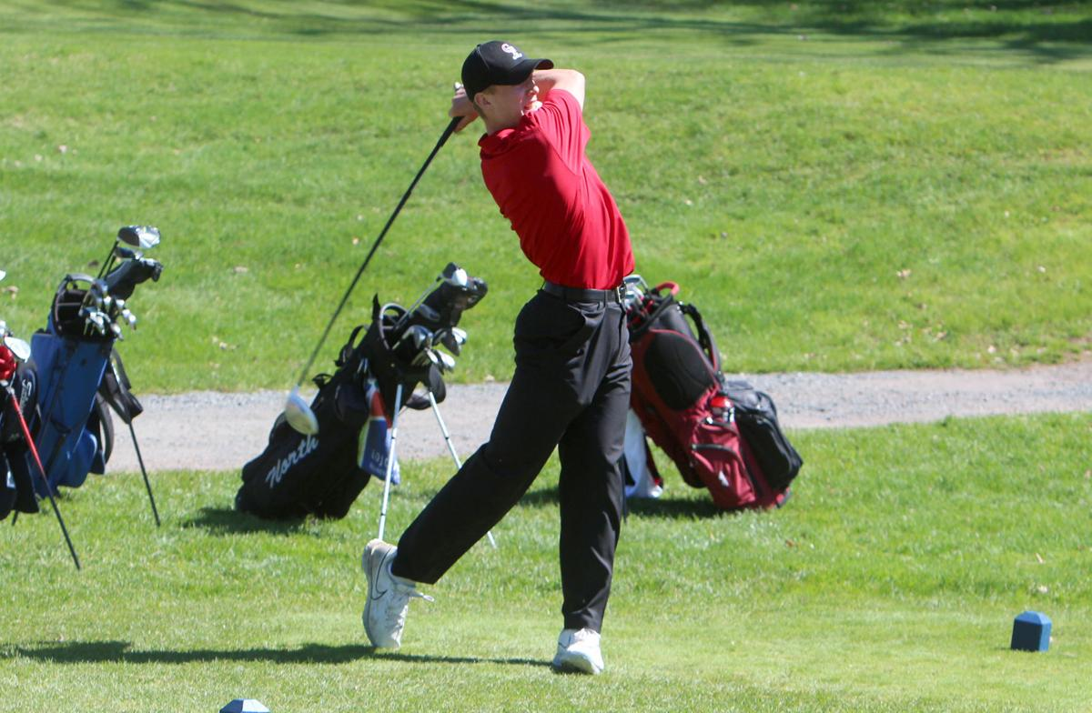 Big Rivers Conference Boys Golf at Hallie Golf Course 4-29-21