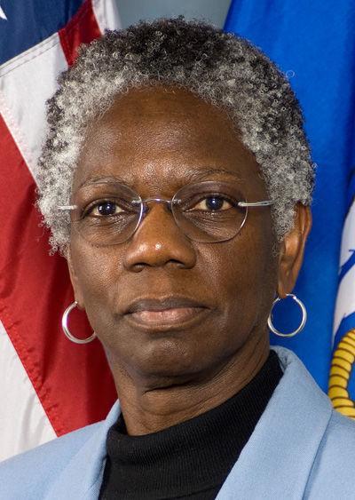 Secretary Eloise Anderson