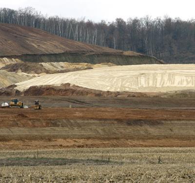 Auburn sand mine