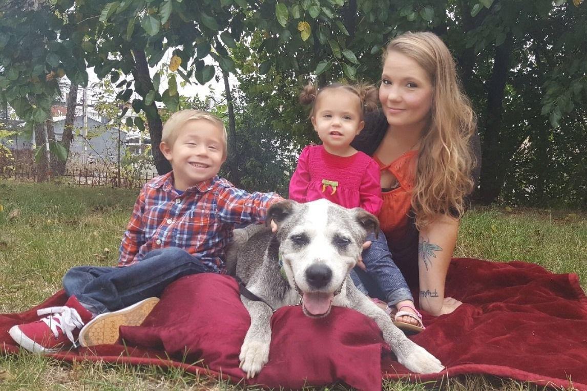 Erin Bushek Family with new name
