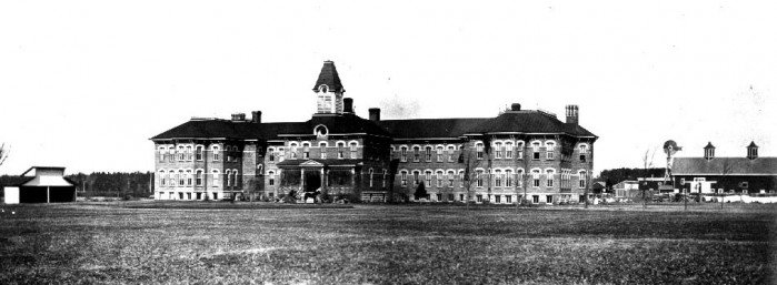 Scenes Of Yesteryear Asylum Provided A Home For The Afflicted History Chippewa Com