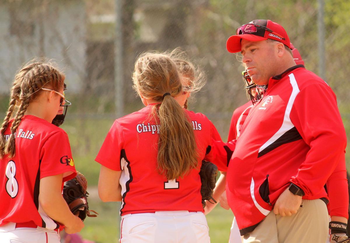 Chi-Hi softball at Eau Claire North 5-3-16
