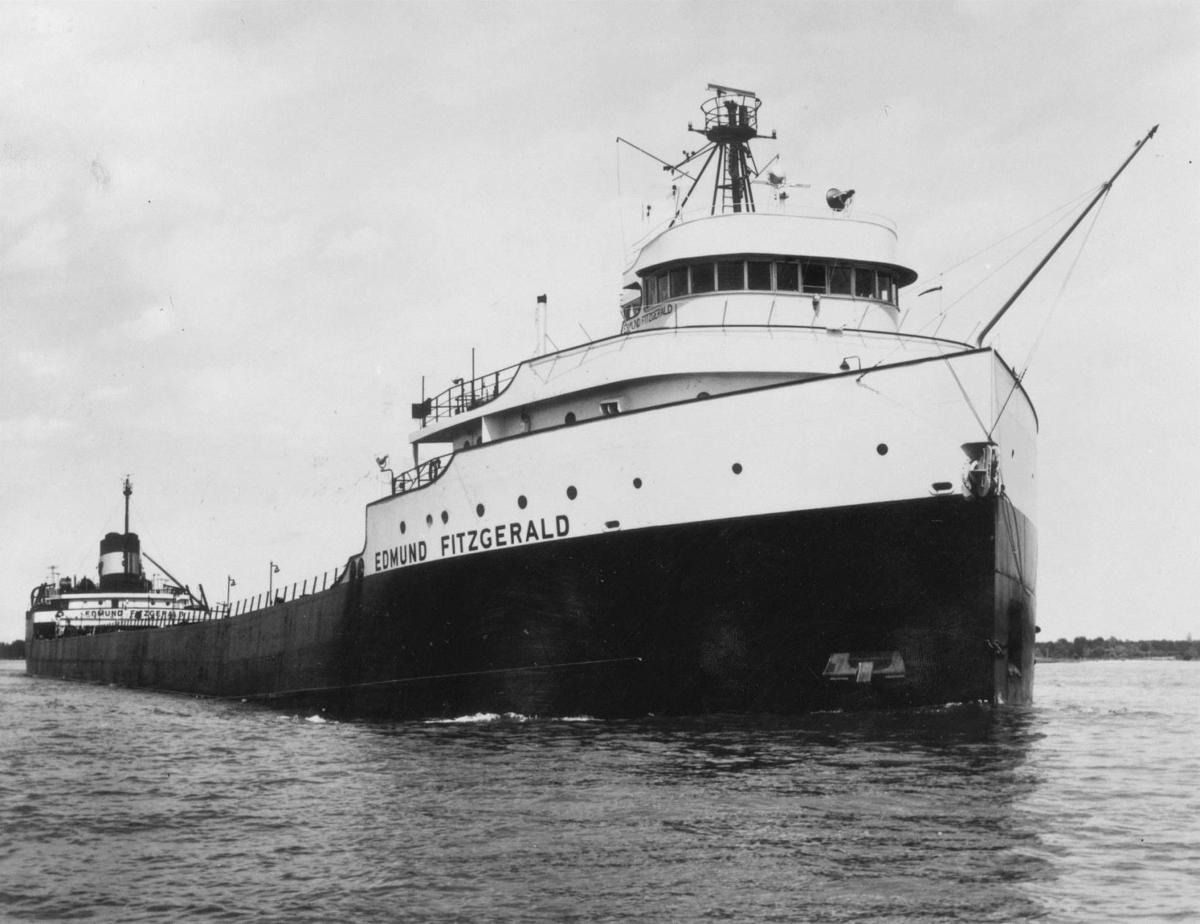 museums recall edmund fitzgerald sinking 40 years ago