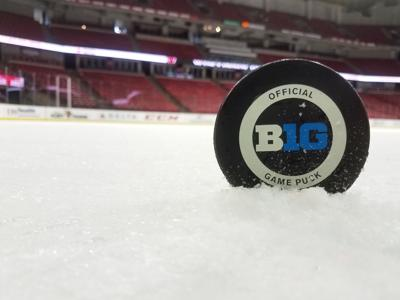 Big Ten puck 1
