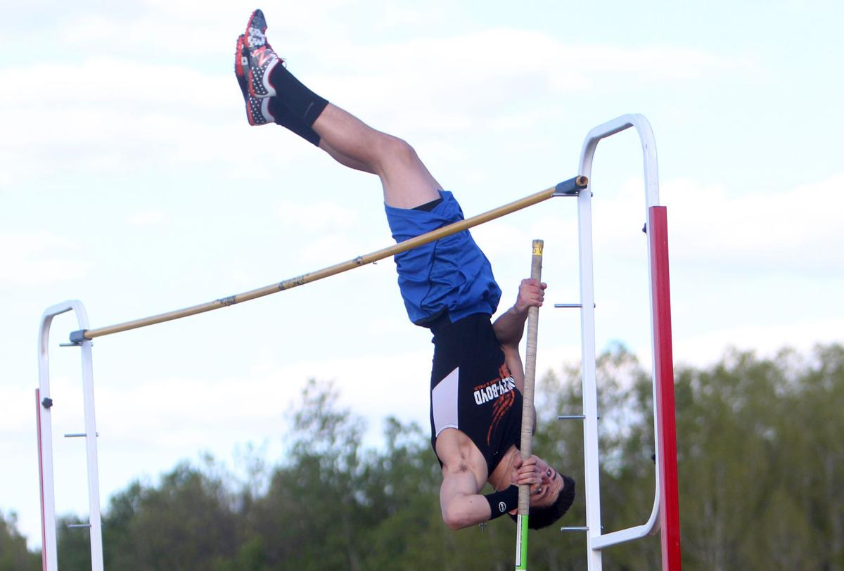 Western Cloverbelt Conference Track and Field Championships 5-17-16