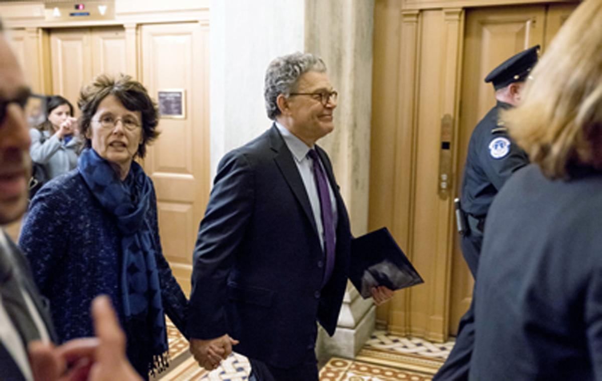 Sexual Misconduct Franken