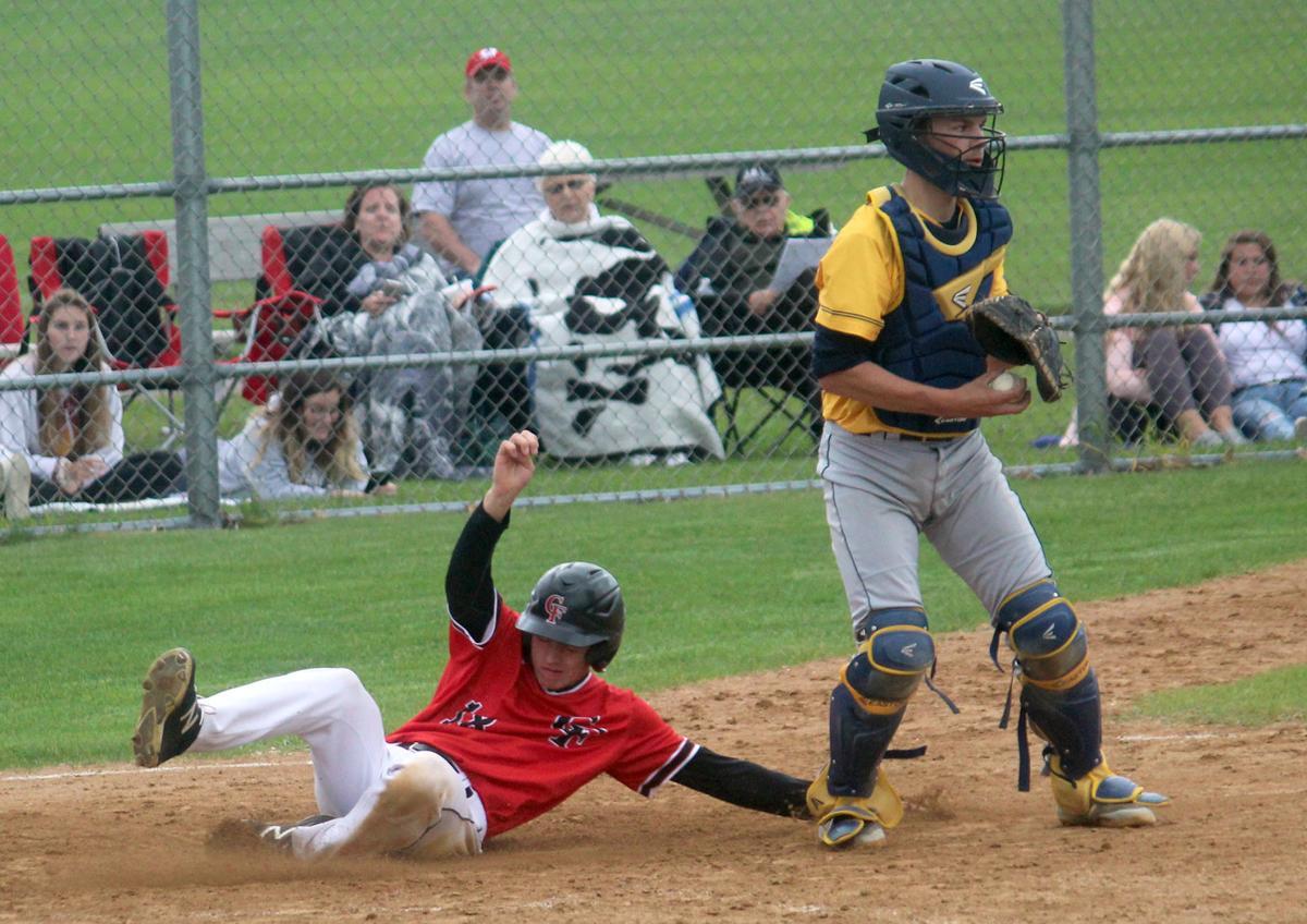 Prep Baseball Division 1 Regionals: Six-run Fourth Inning
