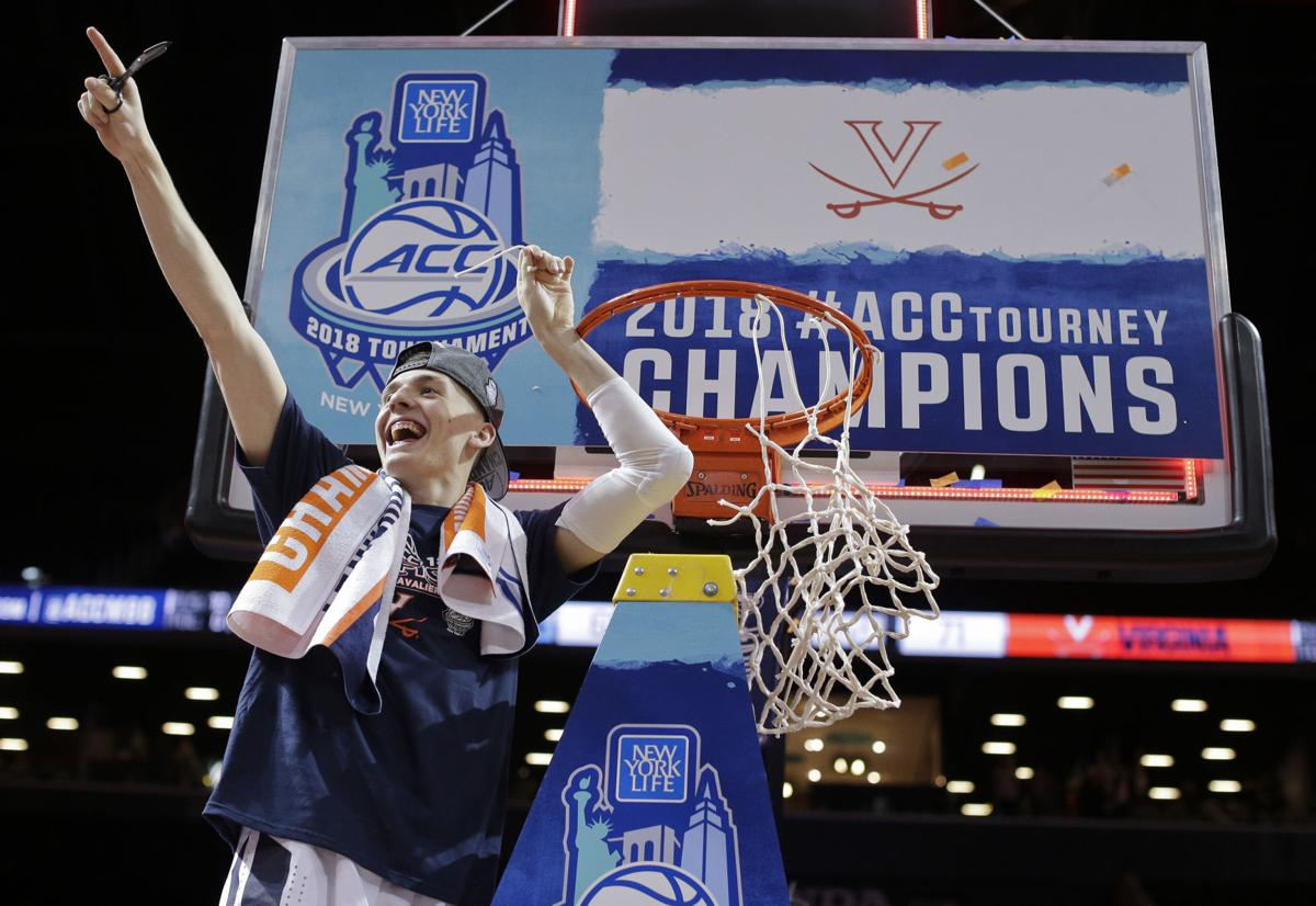 ACC North Carolina Virginia Basketball