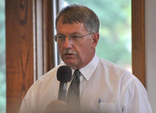 Dunn County Sheriff Dennis Smith