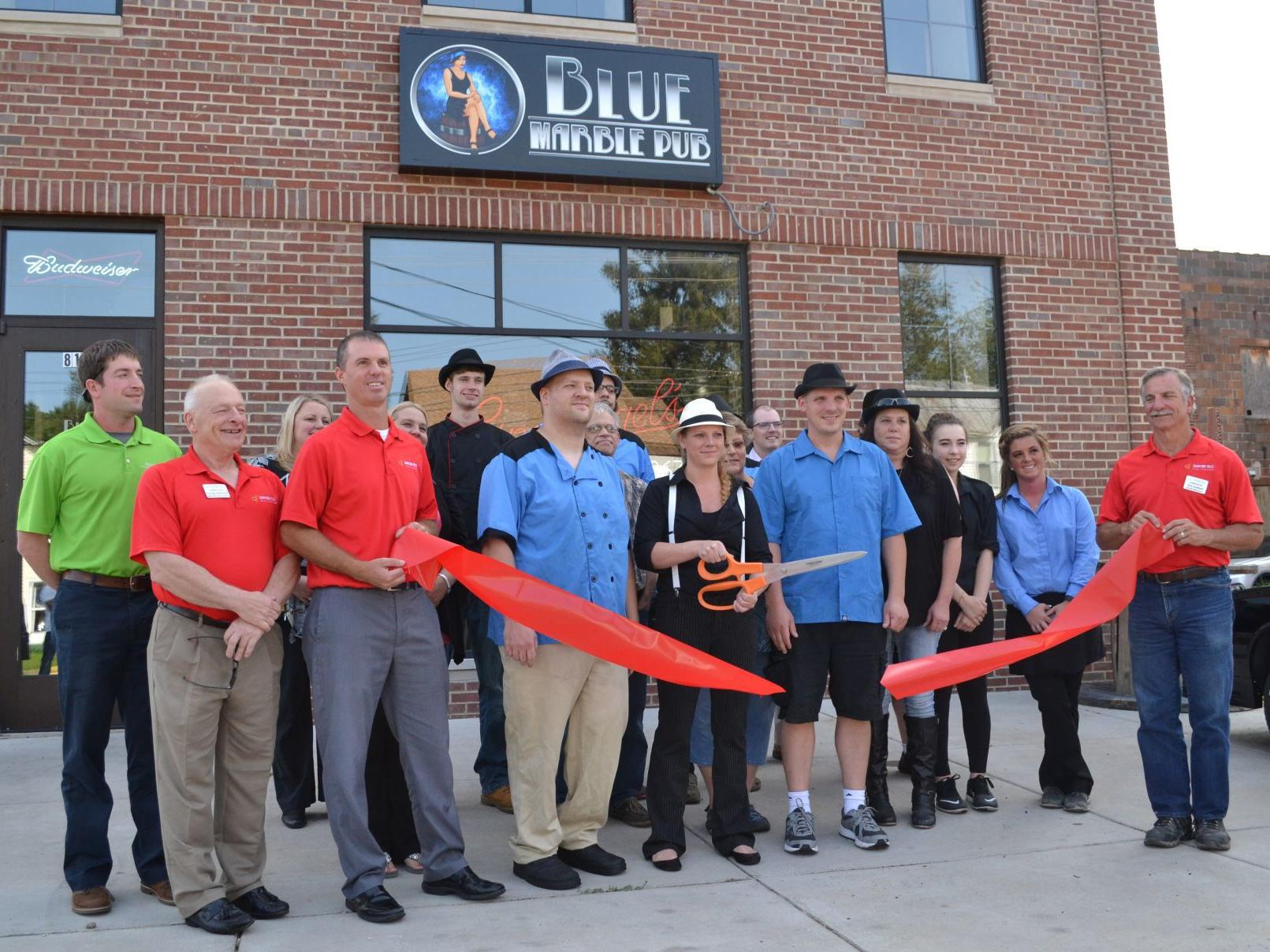 Third Time S The Charm Blue Marble Pub Opens In Chippewa Local News Chippewa Com