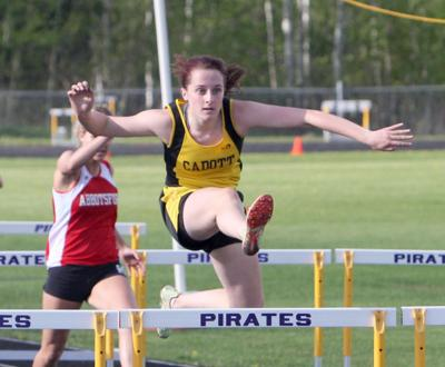 Cadott, Cornell/Lake Holcombe at Division 3 track regionals in G