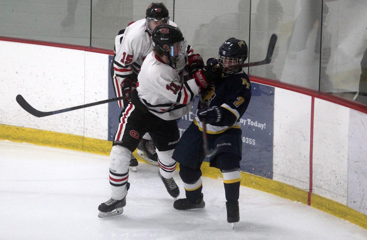 River Falls at Chi-Hi boys hockey 1-3-19