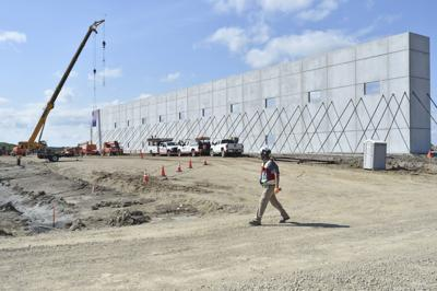 Foxconn says it will start construction this summer on
