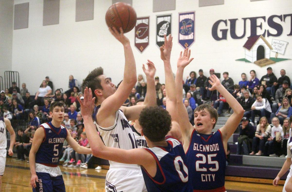 Glenwood City at Boyceville boys basketball 2-7-20