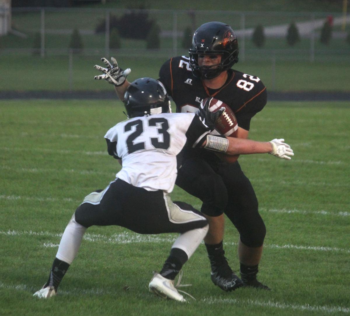 Bloomer vs Lakeland football 8-25-17