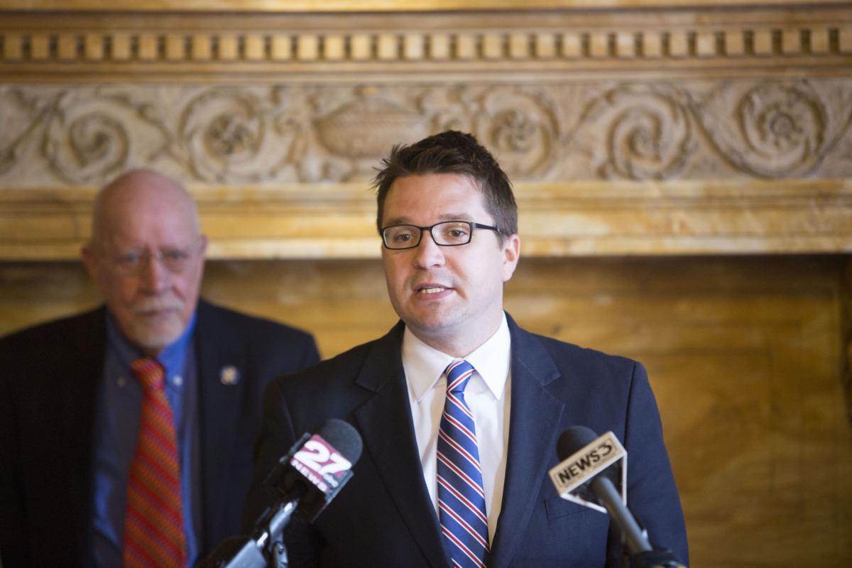State Rep. Evan Goyke, D-Milwaukee