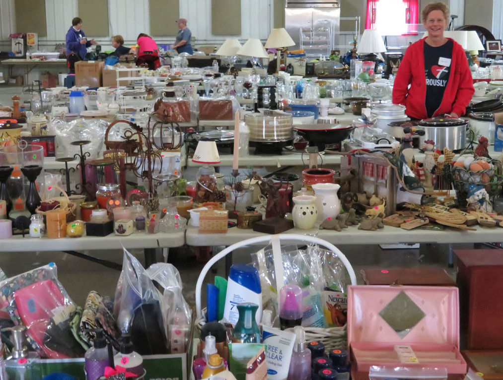 DCHS annual spring rummage and bake sale