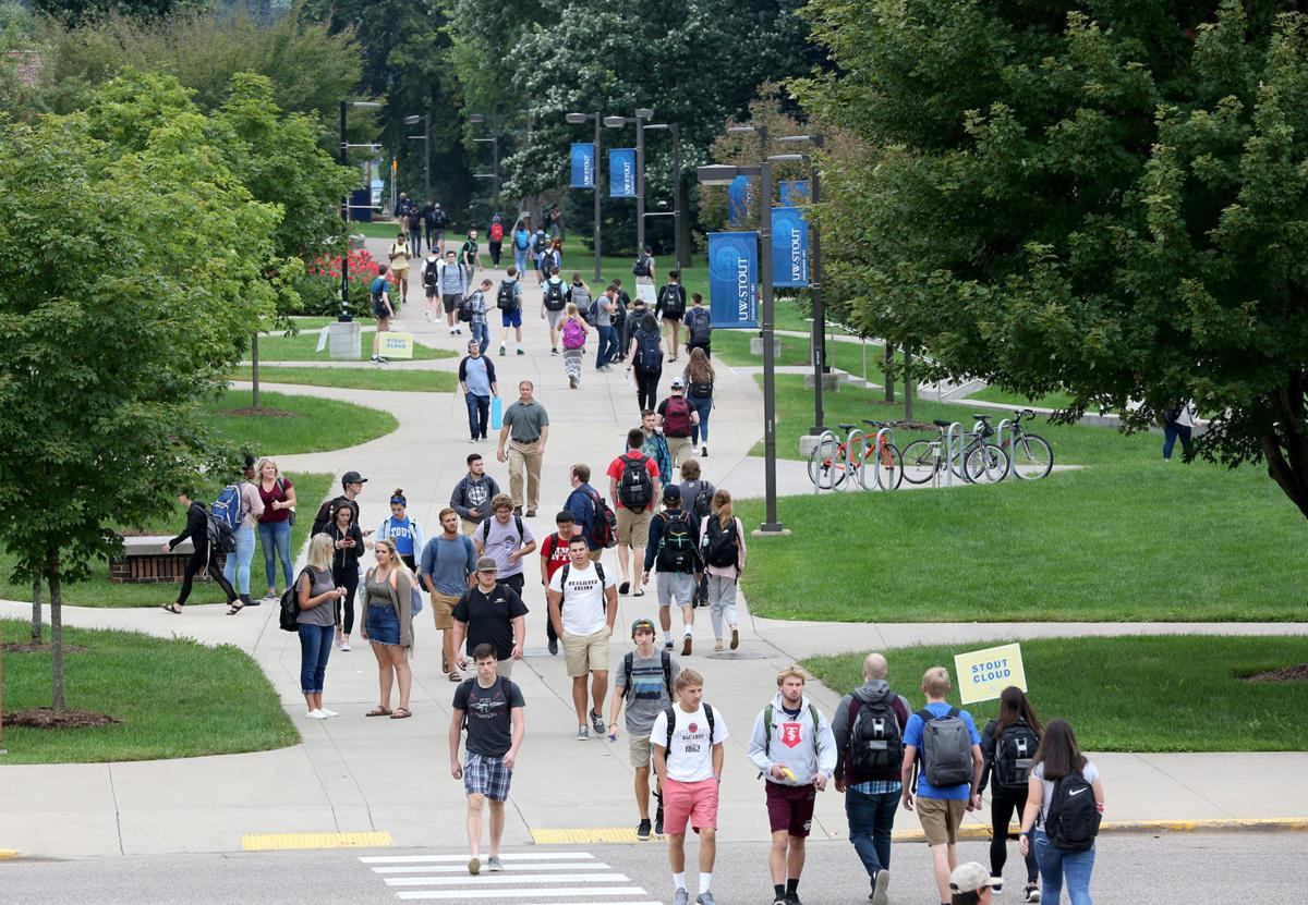Stout campus 9-5-18