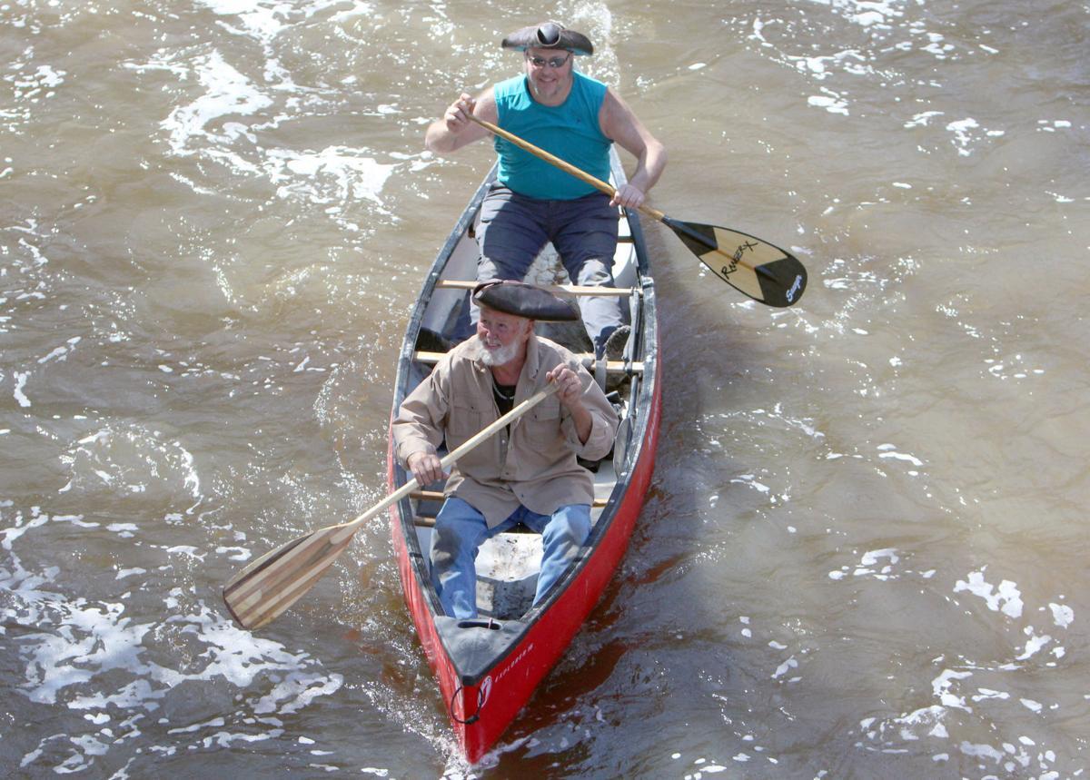 April Fools Day River Excursion