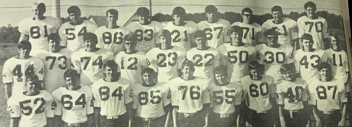 McDonell football 1969