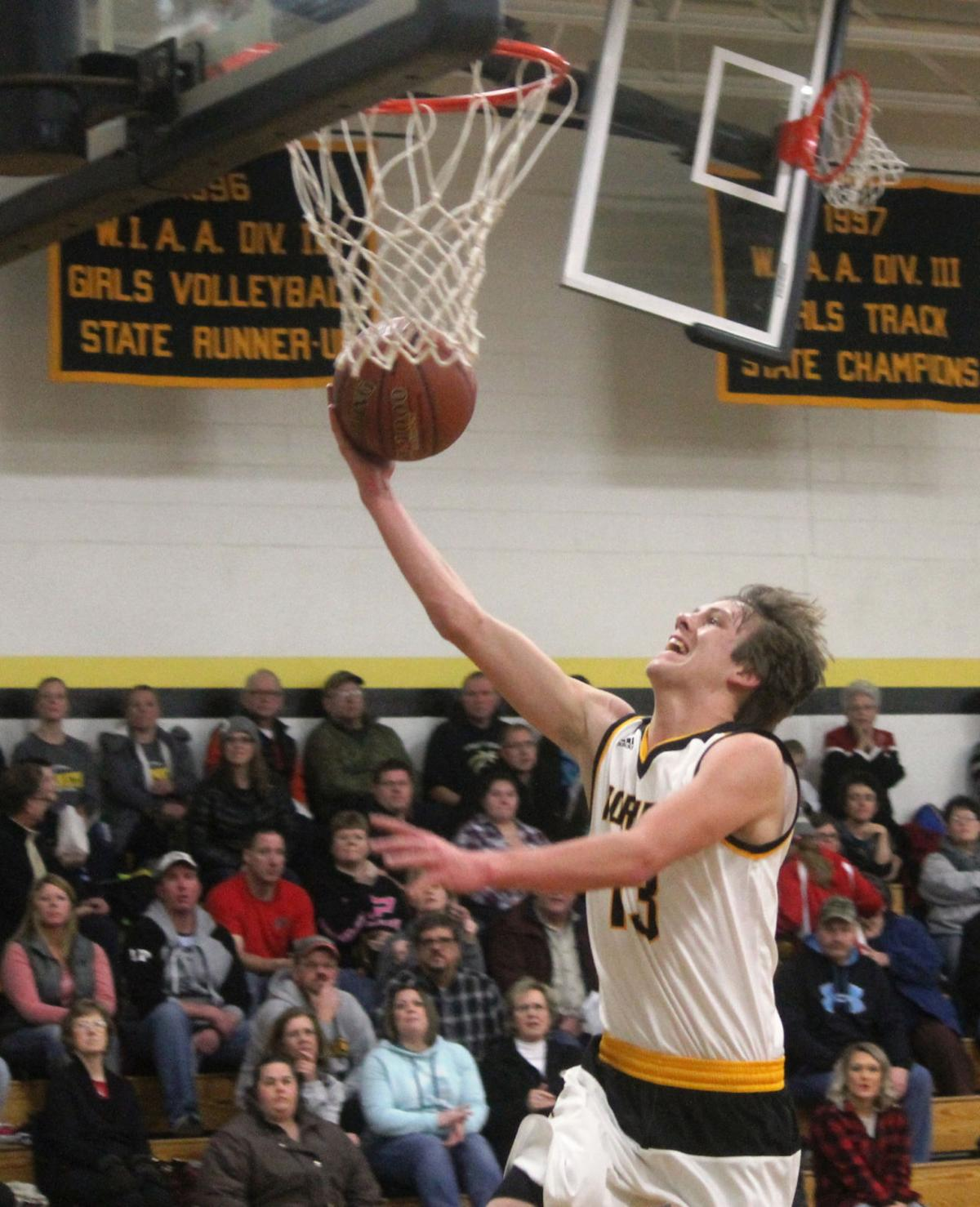 Altoona at Cadott boys basketball, 1-12-17