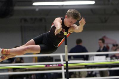 McDonell indoor track and field invite at UW-Eau Claire 3-19-19