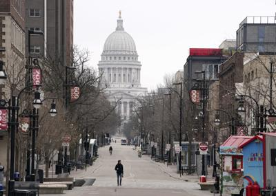 'Wisconsin nice' means 6 feet apart to combat COVID-19