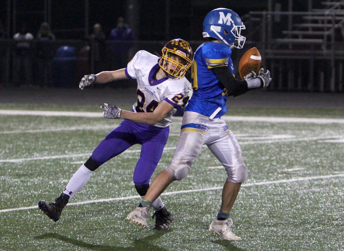 Gilman at McDonell football 11-5-20