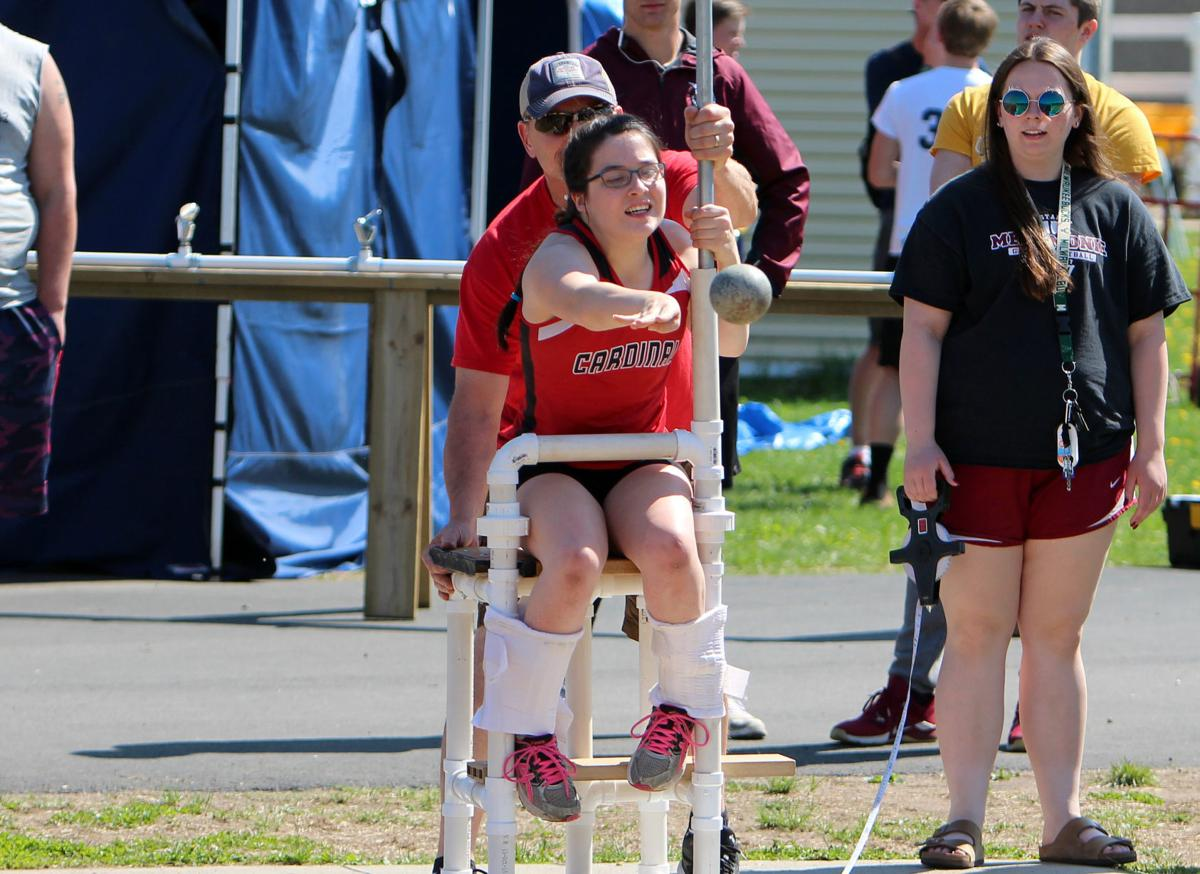 Big Rivers Conference Track and Field Championships in Menomonie 5-15-18