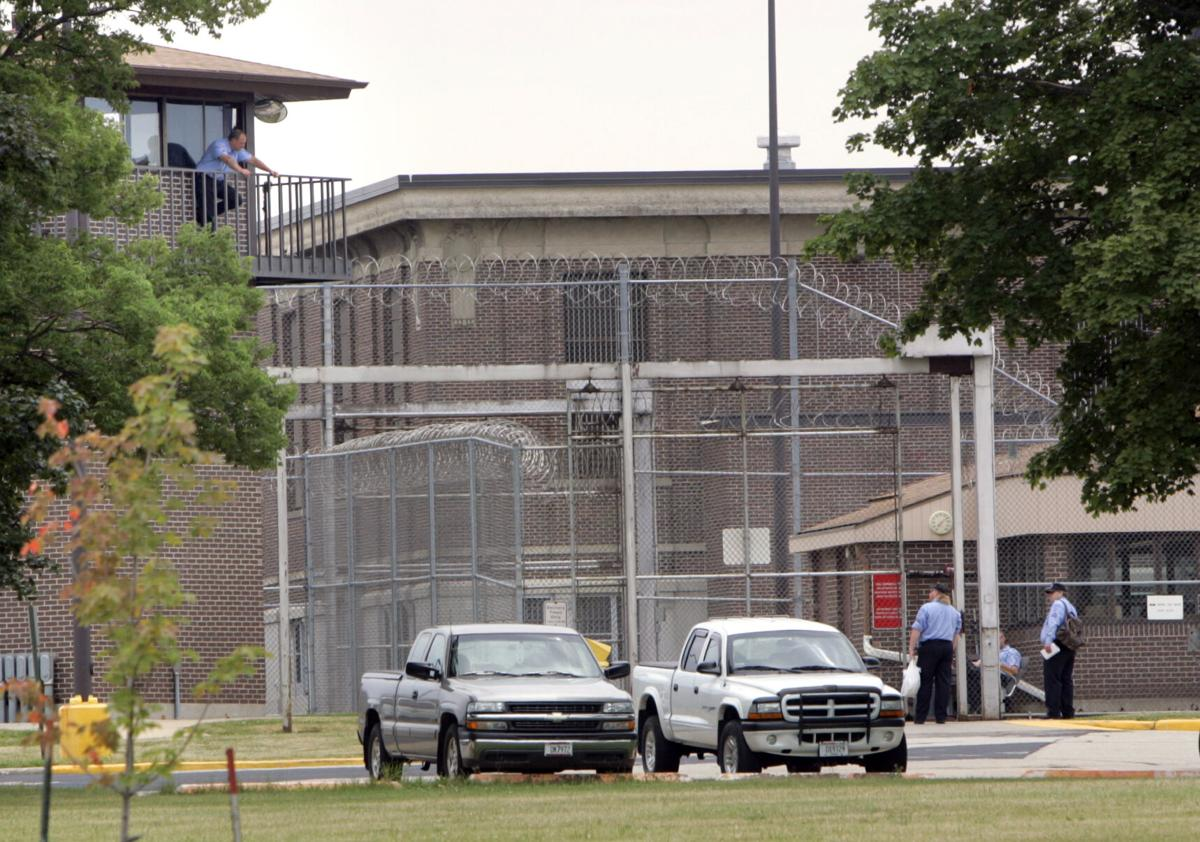 Guarding prison in Waupun