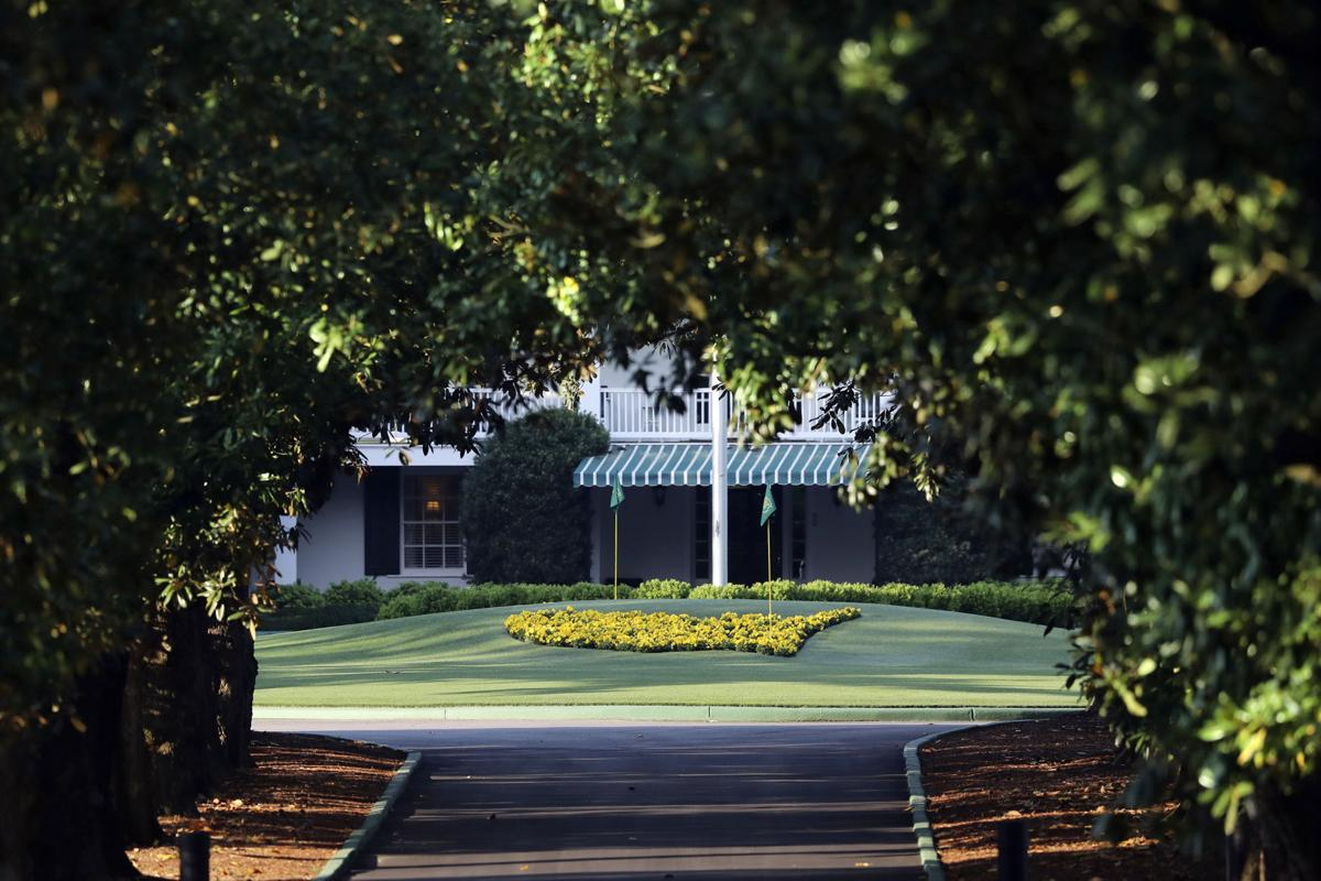 Augusta National Golf Club, AP generic file photo