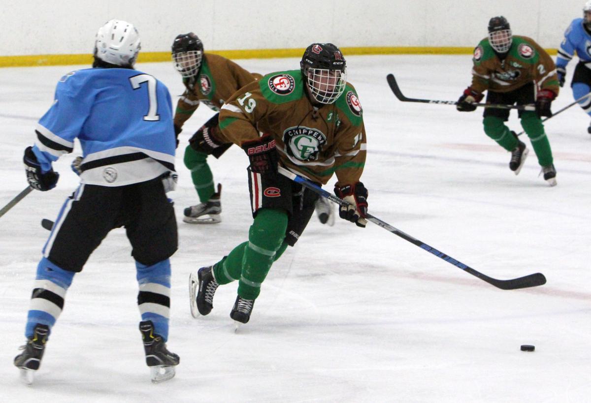 Eau Claire North at Chi-Hi boys hockey 1-8-19