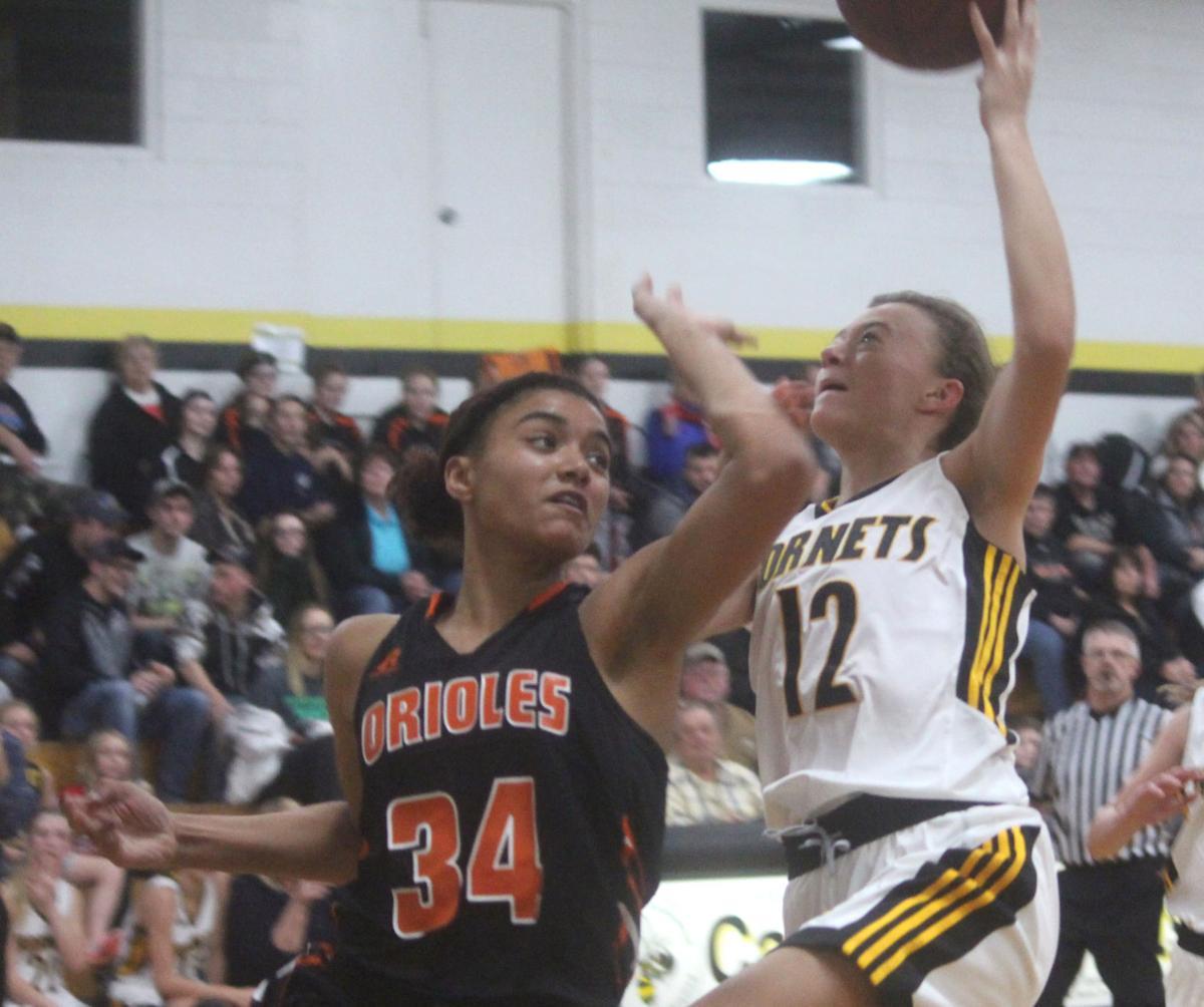 Stanley-Boyd at Cadott girls basketball 12-5-17
