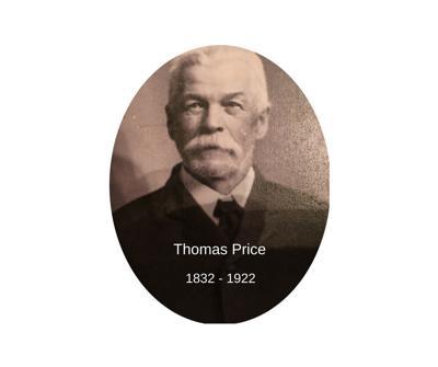 The orphan, lumberman and war hero: Thomas Price